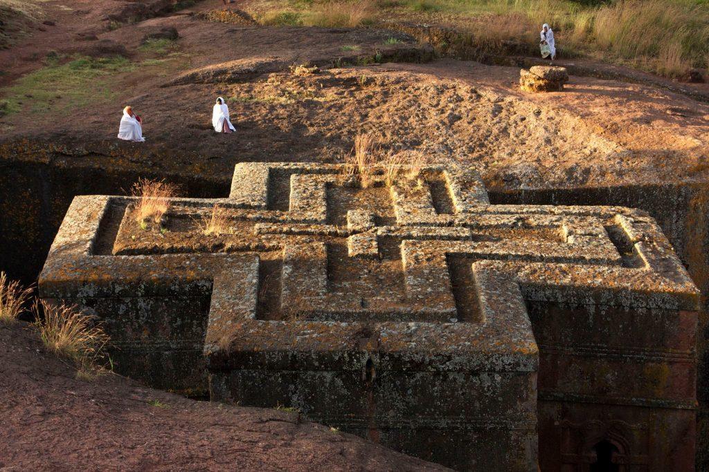 Las iglesias ocultas de Lalibela