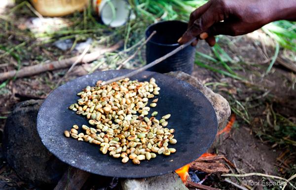 El café, la puerta de la hospitalidad etíope