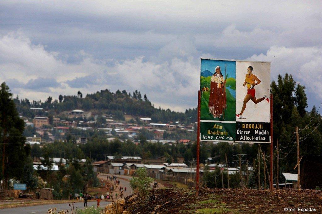 Bekoji, la ciudad de los corredores
