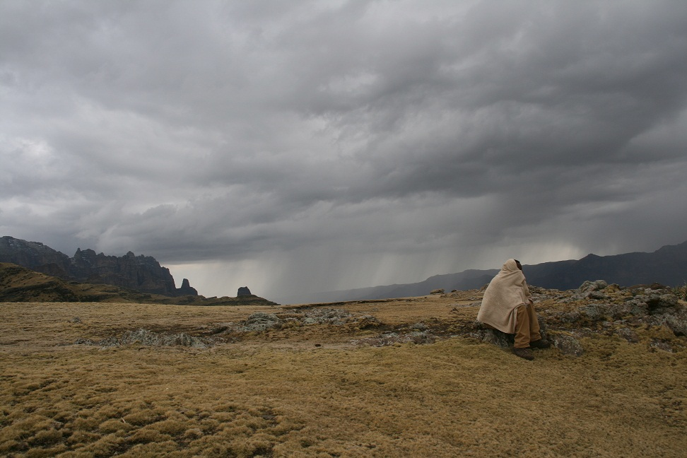 Ras Dashen, el techo de las Simien Mountains