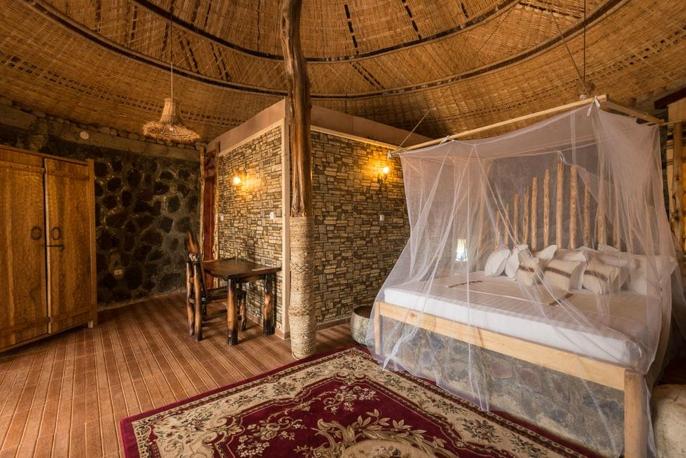 Etiopía a través de sus alojamientos más recomendables