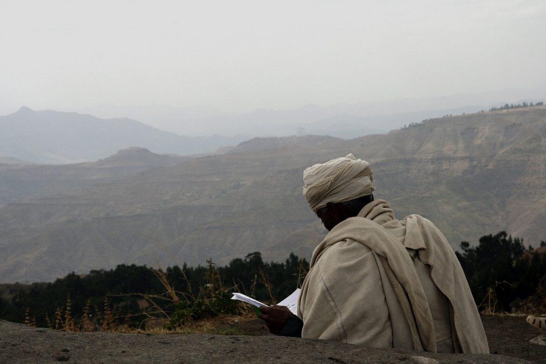 Trekking por las montañas de Lalibela