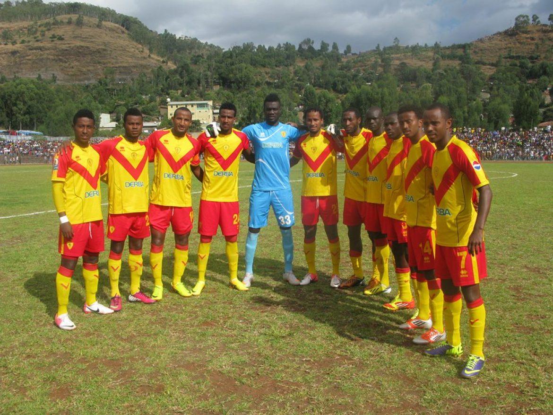 St.George vs Ramassà, más que un partido de fútbol en Etiopía