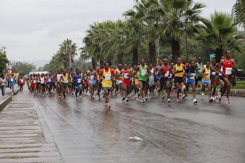¿Quién se apunta a correr una maratón en Etiopía?