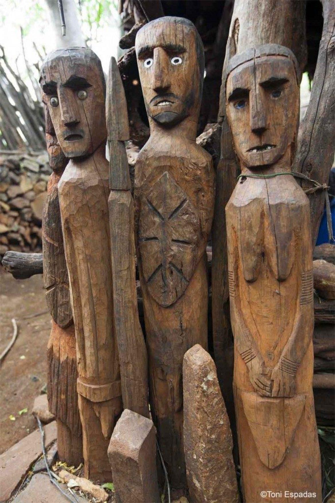 Etiopía y sus nueve maravillas